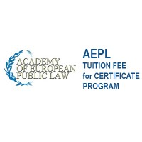 AEPL CERTIFICATE PROGRAM  FEE