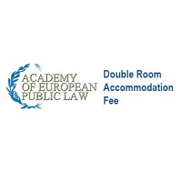 AEPL ACCOMMODATION FEE - DOUBLE Room